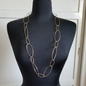 Ralph Lauren gold-tone necklace